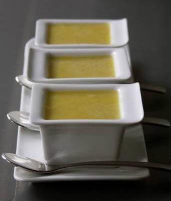 Soupe Safranea
