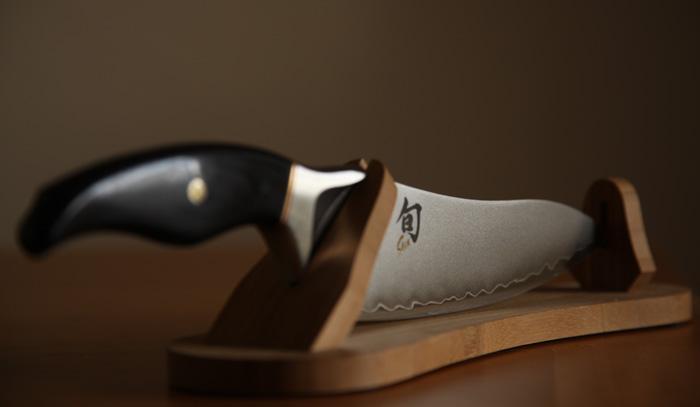 couteau dans son étui