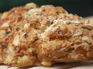 pain de pomme de terre tome oignon